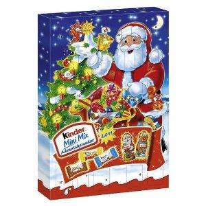 Kinder Mix Adventskalender, 1er Pack (1 x 152 g)