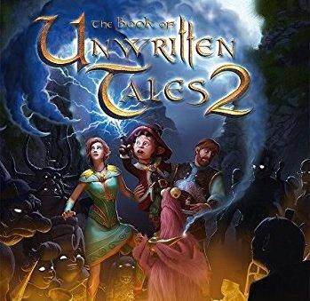 The Book of Unwritten Tales 2 für 7,00€ stat 34,99€ im Uplay-Shop