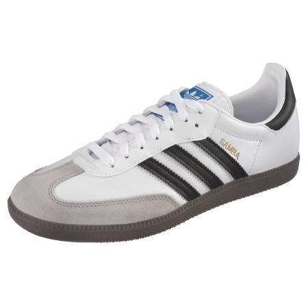 Adidas Originals Samba Sneaker white/black für 33,84 inkl. VSK bei zwei Paar Schuhen