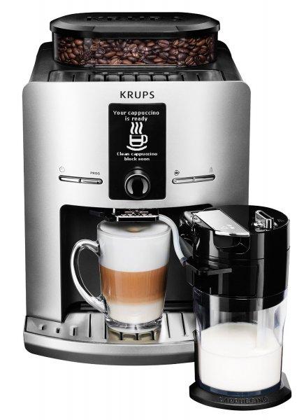 "Krups™ - Kaffeevollautomat ""EA 829E Latt´Espress"" (1.7l,15 bar,LC Display) ab €341,08 [@Allyouneed.com]"