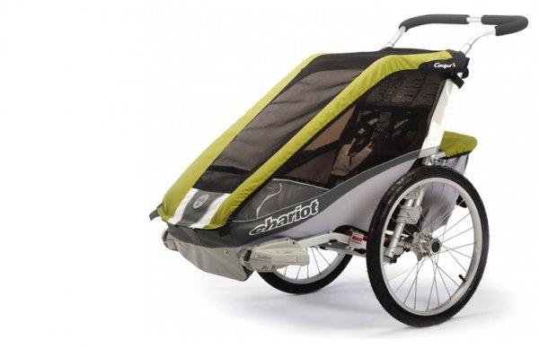 Chariot Cougar 1 Fahrradanhänger Hänger Anhänger Fahrrad Kids, 569,90 EUR @ bikebox-shop.de