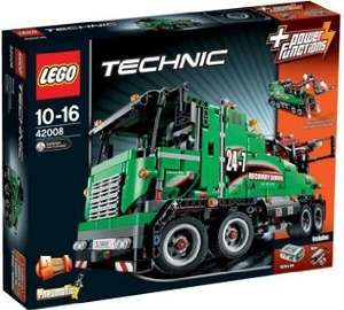 Lego Technic - Abschlepptruck (42008) für 65,59€ @Spielemax