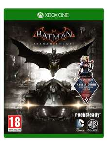 (Coolshop) Batman: Arkham Knight - Xbox One / Playstation 4 für je 52,75 EUR