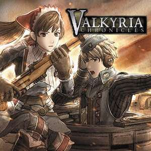 [Steam] Valkyria Chronicles @GetGames 4,99€ (VPN: 4,38€)