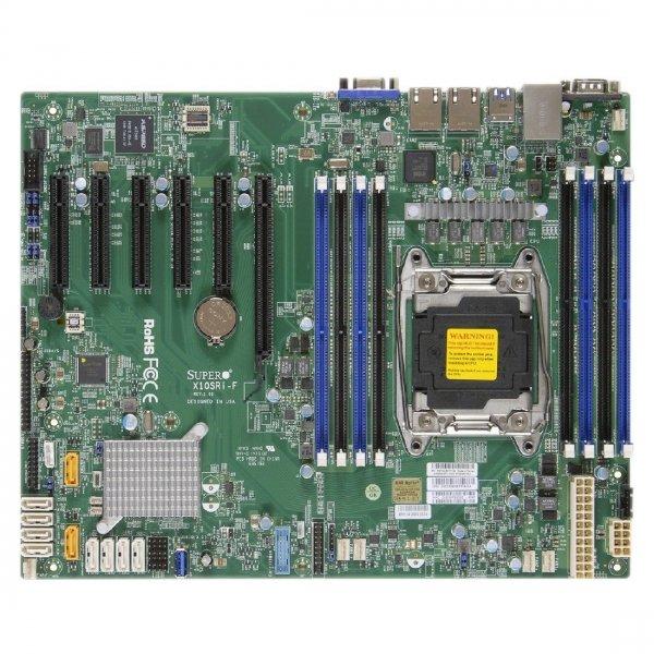 SUPERMICRO X10SRi-F @ JACOB Elektronik für 154,20 € VP 296,30€