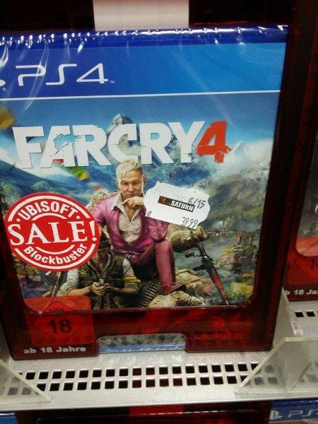 [PS4] Far Cry 4 Bielefeld Saturn