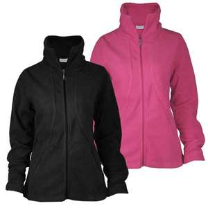 Lotto Damen Fleece Jacke Denise Pile @sportstyle24