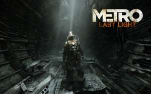 [Kinguin] Metro: Last Light Standard Edition Steam für 2.42€