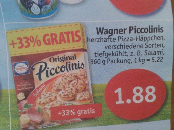 (Sky) Wagner PICCOLINIS für 1,88€ und 33% mehr Inhalt