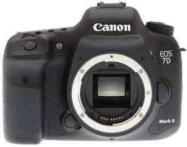 Canon EOS 7D Mark II Gehäuse weiter reduziert bei Cyberport Jetzt  1579 euro