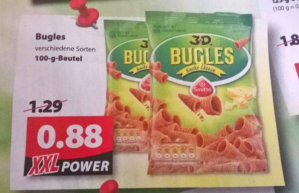 [Lokal Famila Oldenburg-Wechloy] Smiths 3Ds Bugles 100g verschiedene Sorten für 0,88€