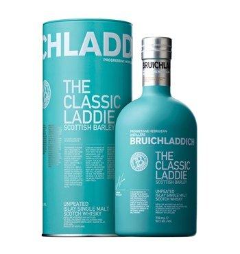 Bruichladdich, The Classic Laddie, Scottish Barley Whisky für 35€ .. richitg gute Ersparnis durch denn aktuellen Allyouneed Gutschein
