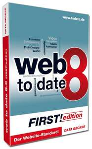 Web to date 8 FIRST!edition