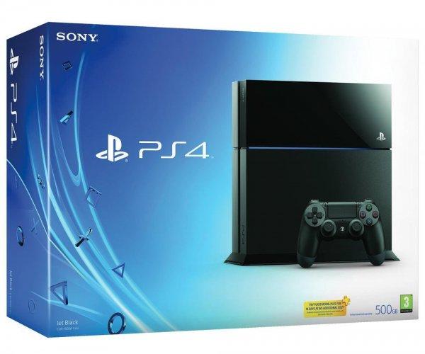 [Amazon.es]PlayStation 4 schwarz für 333,04 €