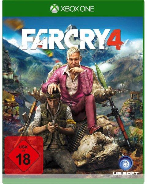 [Otto][Neukunden] Far Cry 4 für Xbox One für 24,04