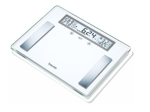 [Amazon Prime + Media Markt] Beurer BG 51 XXL Glas-Diagnosewaage bis 200 Kilogramm  für 27€ inkl. Versand