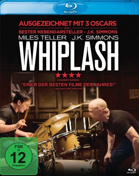 Whiplash (Blu-ray) @ müller sonntagsknüller (jetzt auch auf amazon!)