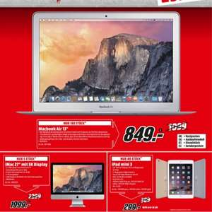 "[LOKAL] MM Köln City MacBook Air 13"" 2015er Modell"