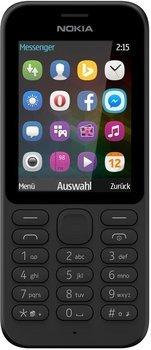 [OTTO] Nokia Handy 215 Dual-SIM Black oder White für 19,99  inkl. VSK