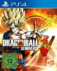 @Amazon Blitzangebote: Dragonball Xenoverse (Playstation 4 / XBox One) für 45€