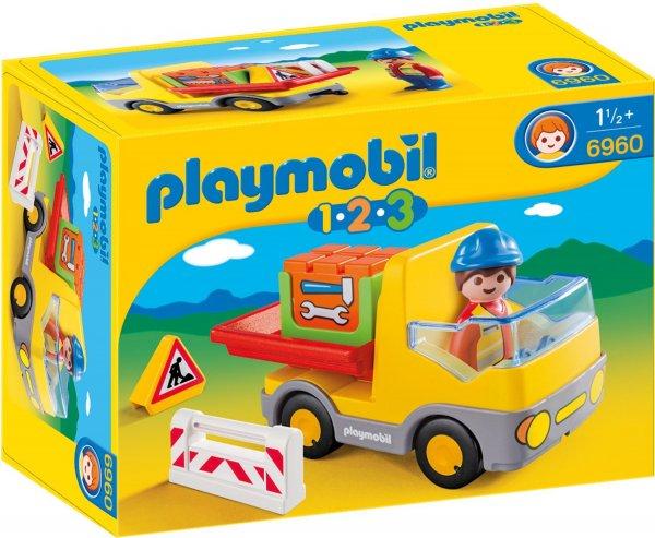 [Amazon Prime] PLAYMOBIL 6960 - Muldenkipper für 7,24€