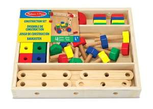 [Amazon-Prime] Melissa & Doug 15151 - Baukasten