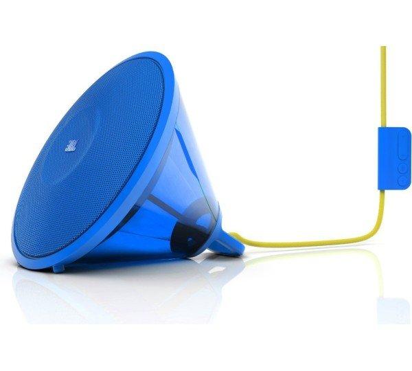 JBL Spark Design-Bluetooth Lautsprecher Blau u. Rot inkl. Vsk für 24,94 € (Bestpreis) > [zackzack.de] > Flashsale