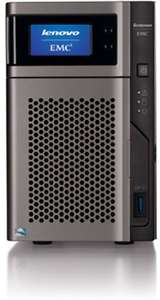 [AMAZON] Lenovo EMC px2-300d Pro Series Network Storage (4TB (2HD x 2TB) EMEA, Intel Atom D525, 2x HDD, 1,8GHz, 2GB RAM)