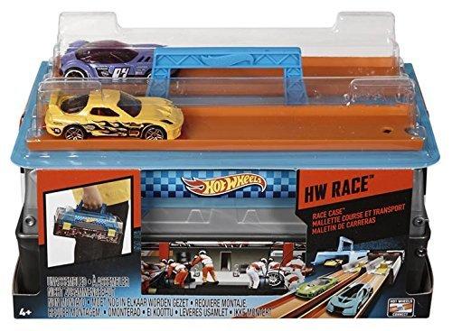 [Amazon-Prime] Mattel Hot Wheels CFC81 - Rennstarter-Koffer