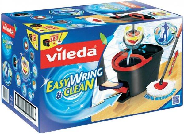 Voelkner: Vileda EasyWring Ultramat u. EasyWring & Clean Wischmop je 28,32€ (24% unter Idealo)