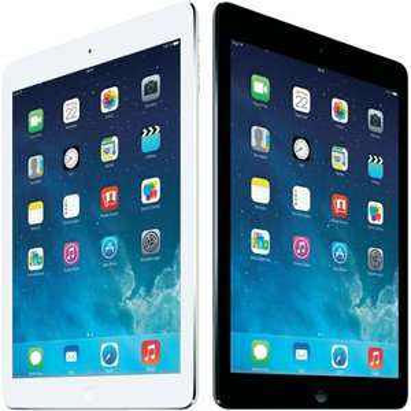 Apple iPad Air 16GB WiFi + 4G silber für 359€ @Conrad.de