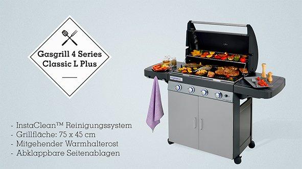 Campingaz 4 Series Classic L Plus vente privee