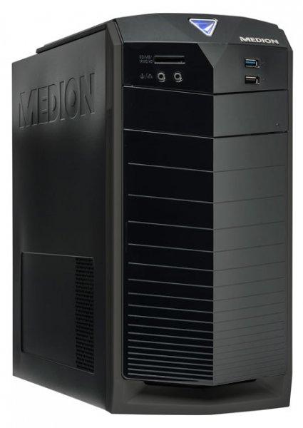 Medion AKOYA P5242 DR -  i7-4790, GeForce GTX 745 2GB GDDR5, 4GB RAM, 1TB HDD, Win 8 - 504,95€ @ Medion.de