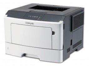 Lexmark MS310dn Laserdrucker s/w (A4, Drucker, Duplex, Netzwerk, USB) für 79,80 € @Office Partner