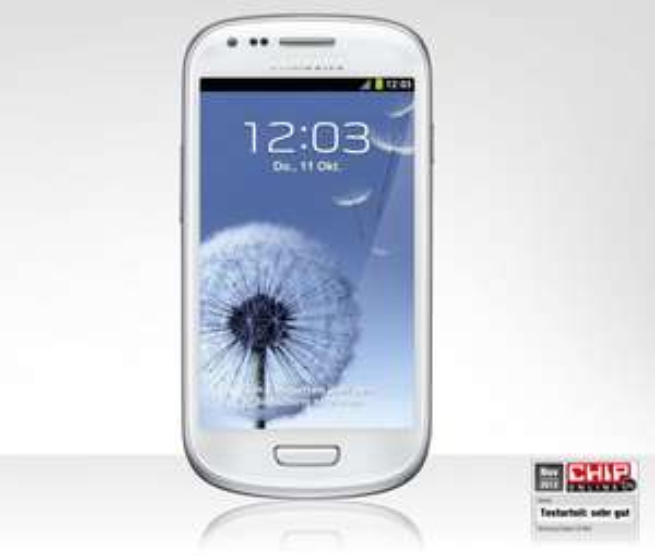 Samsung Galaxy S3 mini inkl. Smartphone-Tarif für mtl. 8,95 € für 79€