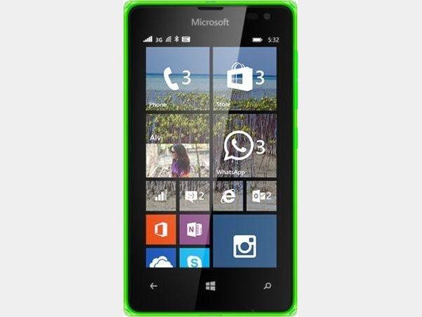 [kruidvat.nl Abholung] Microsoft Lumia 532 für 54,23 € (simlockfrei).