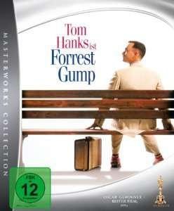 "Forrest Gump ""Digibook"" [Blu-ray] @Amazon [PRIME]"