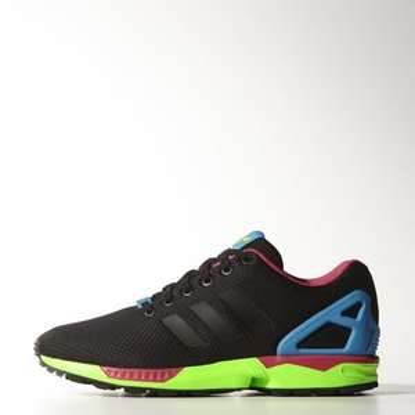 adidas ZX Flux core black 62,90 + Versand [adidas]