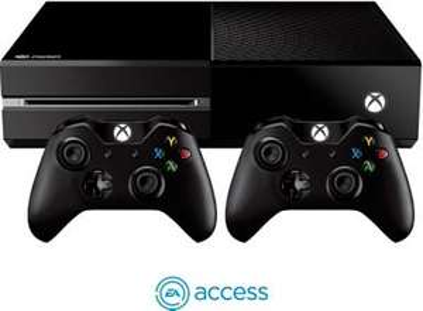 Xbox one + 2. Controller