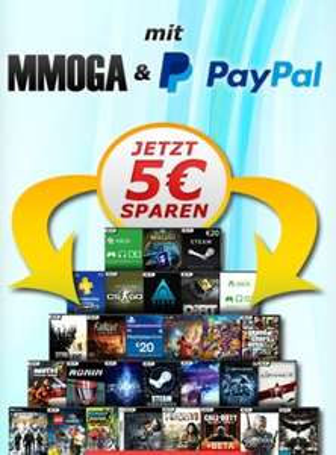 """[MMOGA/STEAM] 20€ Steamguthaben + 3 Random Steam Keys für 20,96 // 3.50 Steamguthaben """"gratis"""""""