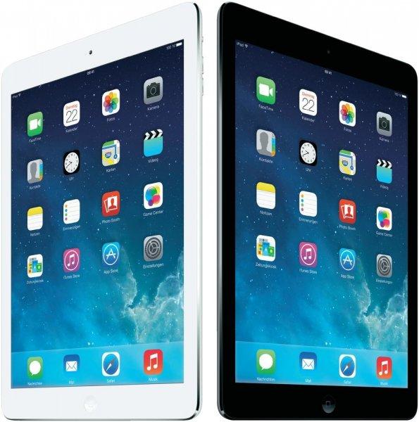 [voelkner] iPad Air / Air 2 mit 10% Cashback + Gutschein
