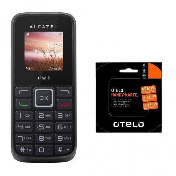 Alcatel One Touch 1010X Handy mit Prepaid Otelo Sim-Karte Vodafone Netz mit 2 x 5€ Guthaben ( talk-point-gmbh2 - Ebay)