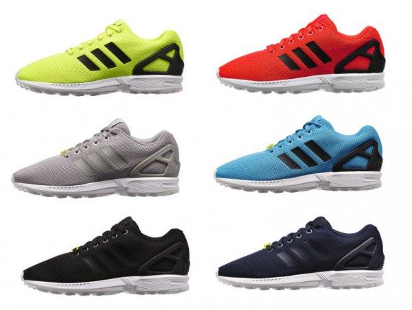 Adidas ZX Flux verschiedene Farben und Größen ab 43,64 €