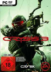 [AMAZON DIGITAL] Games Crysis 3 uncut - 4,99, Sim City 5 und andere...