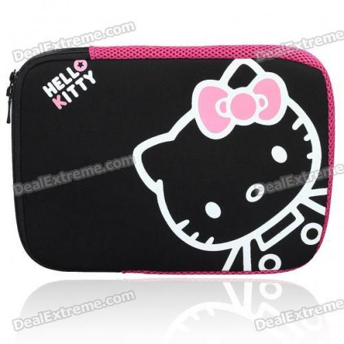 Hello Kitty Nokebook Tasche - versch. Größen