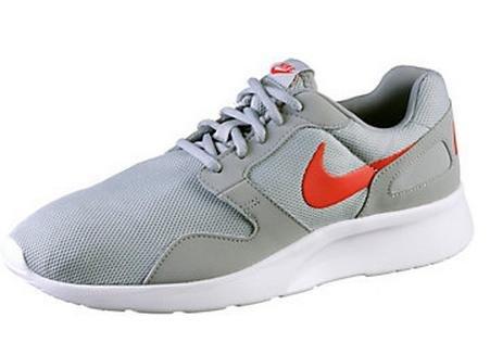 [Sportscheck] Nike Kaishi grey/red für € 62 ( + 8% Qipu)