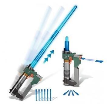 Hasbro - Star Wars Rebels Ezras elektronisches Lichtschwert mit Blaster für 23€ @Müller