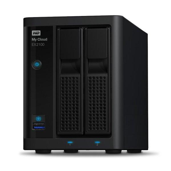[Amazon] WD My Cloud EX2100 NAS-System für 204,18€