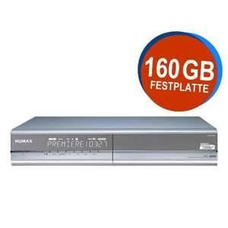 "[eltronics ""Megadeal""]Humax iPDR-9800S 160GB TWIN SAT Festplattenreceiver B-Ware"
