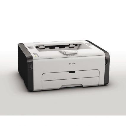 Ricoh SP 211 S/W Laserdrucker @ebay
